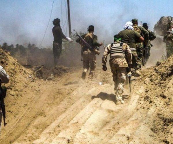 إصابة عدد من القوات العراقية بتفجيرات انتحارية غرب بيجي