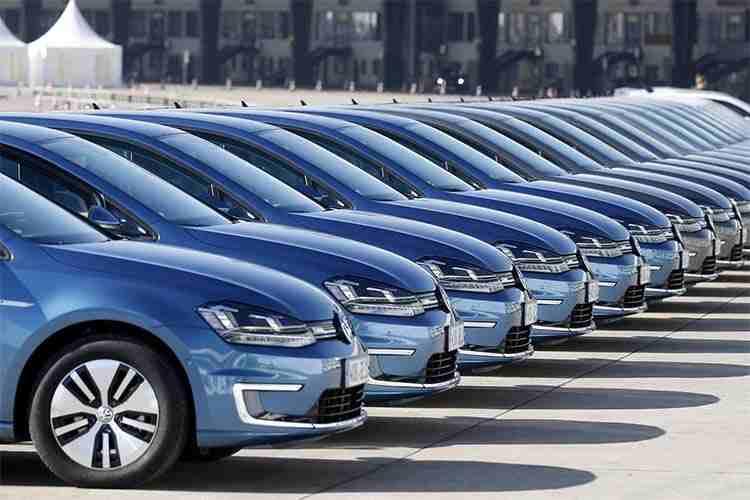 1.3 مليون سيارة مبيعات سوق السيارات بالاتحاد الأوروبي في أبريل