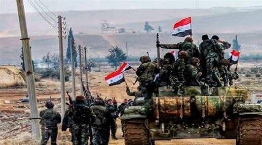الجيش السوري يعلن دمشق وريفها مناطق آمنة