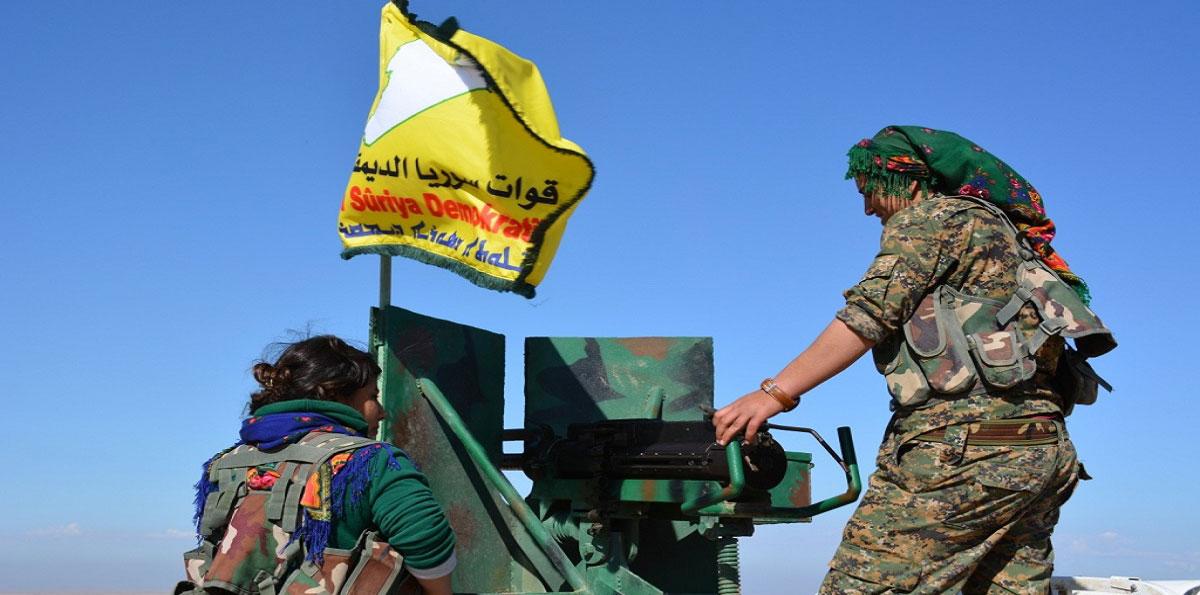 اشتباكات عنيفة بين قوات سوريا الديمقراطية وداعش في ريف دير الزور