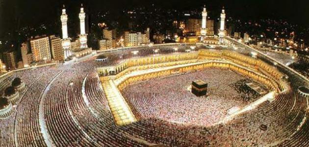 انتحار رجل قفز من على سطح المسجد الحرام في مكة المكرمة