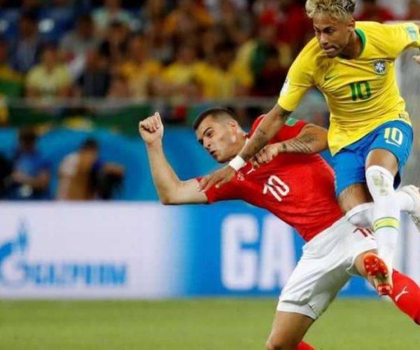 البرازيل تتعثر أمام سويسرا بـ تعادل مخيب للآمال