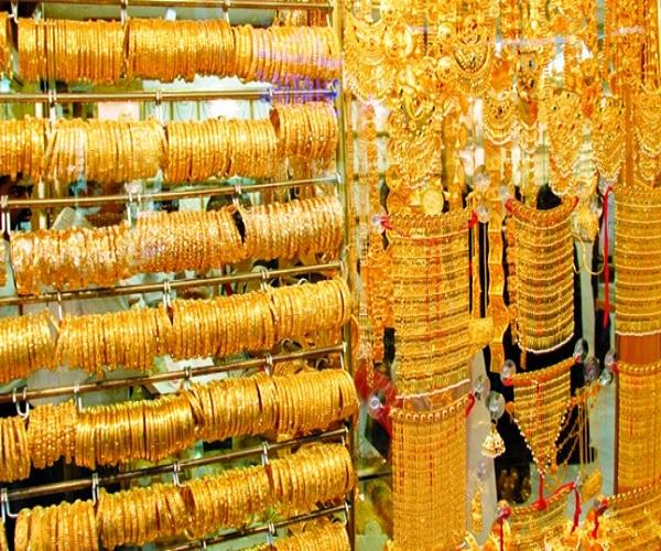 تراجع أسعار الذهب فى ثانى أيام عيد الفطر