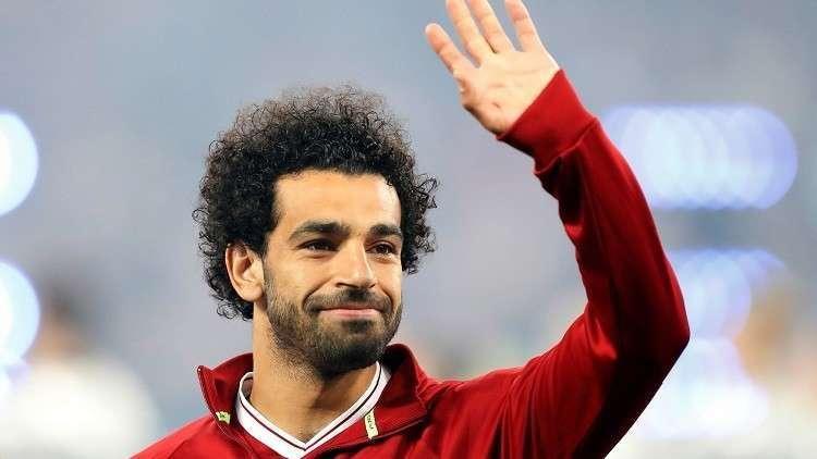 محمد صلاح يفوز بجائزة أفضل لاعب في نادي ليفربول عن شهر أبريل