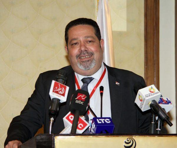 جورج عياد يهنئ الرئيس والشعب المصري بعيد الفطر المبارك