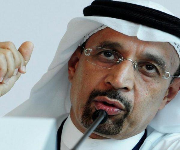 """الفالح: """" أوبك"""" تنوي زيادة إنتاج النفط بمقدار 250 – 400 ألف برميل يوميًا"""
