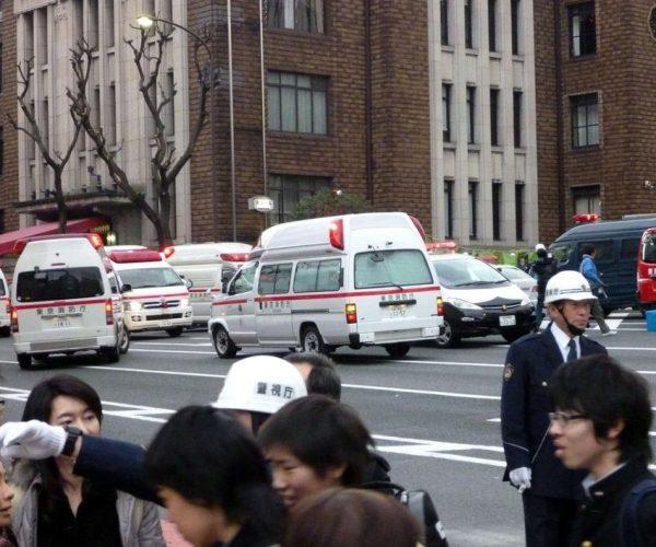 زلزال بقوة 5.6 درجة يضرب شرق اليابان