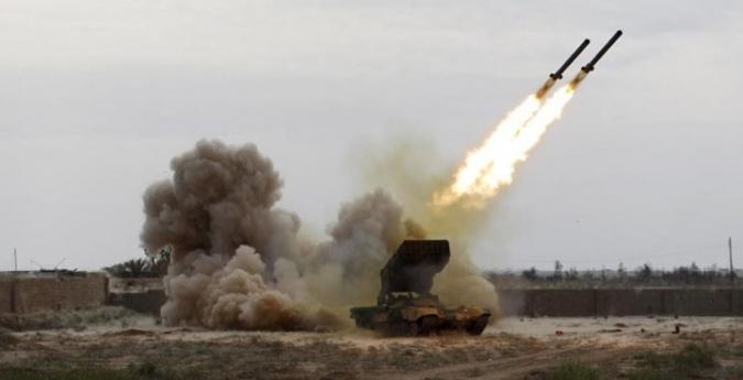 الدفاع الجوي السعودي يعترض صاروخاً باليستياً أطلقه الحوثيون