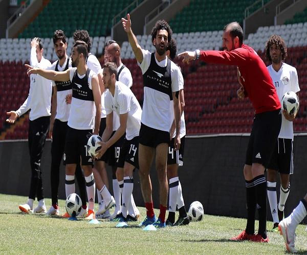قبل 48 ساعة من مباراة المنتخب.. خبر سار لجماهير الكرة المصرية