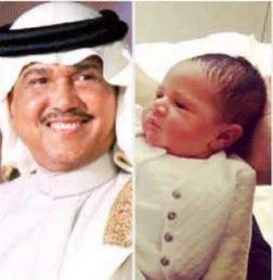 فنان العرب يستقبل مولودته العاشرة