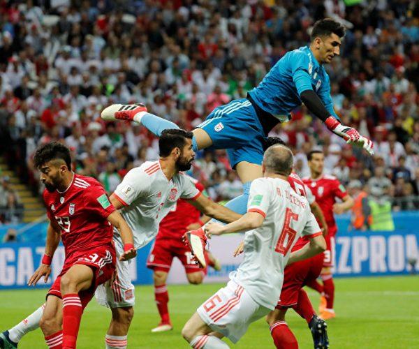 مونديال 2018 : اسبانيا تحقق فوزا صعبا على ايران