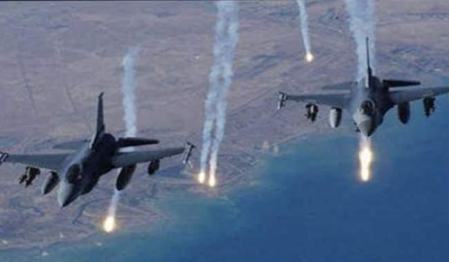 مقتل 5 عناصر من تنظيم القاعدة في غارات أمريكية باليمن