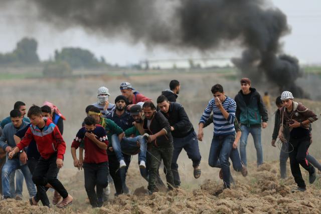 وفاة طفل فلسطيني متأثرا بإصابته برصاص الاحتلال شرق قطاع غزة