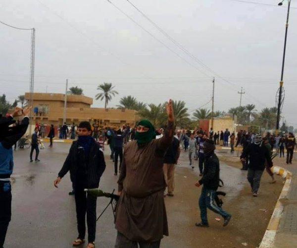 القوات العراقية تنهي تطهير مناطق في ديالى وصلاح الدين من عناصر داعش