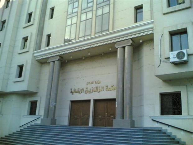 إحالة أوراق قاتل عامل مسجد الزقازيق لفضيلة المفتي