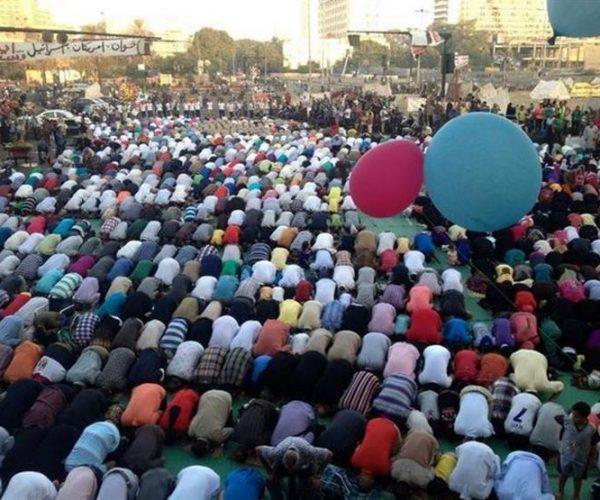 مواعيد صلاة عيد الفطر المبارك بمحافظات مصر
