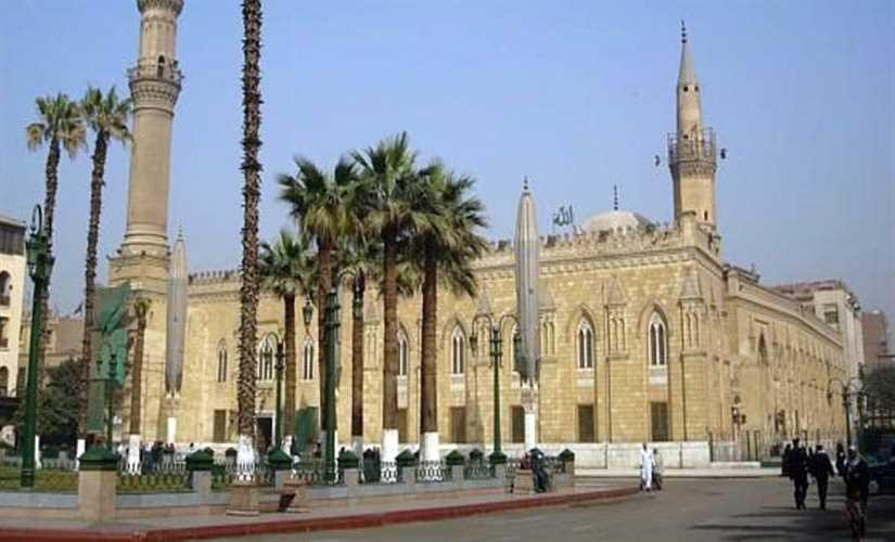 """""""معلومات الوزراء"""" ينفي إغلاق مسجد الحسين بالتزامن مع ذكرى عاشوراء"""