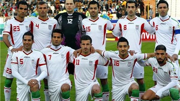 ايران أول منتخب يصل الى روسيا