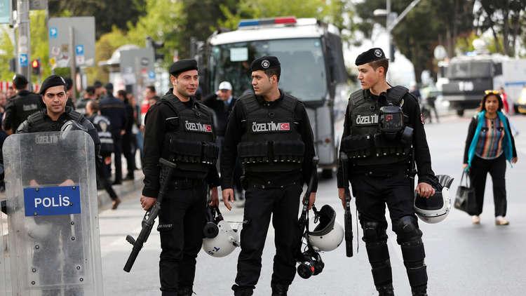 تركيا تعتقل 46 شخصا انتقدوا عدوانها على سوريا عبر مواقع التواصل الاجتماعي
