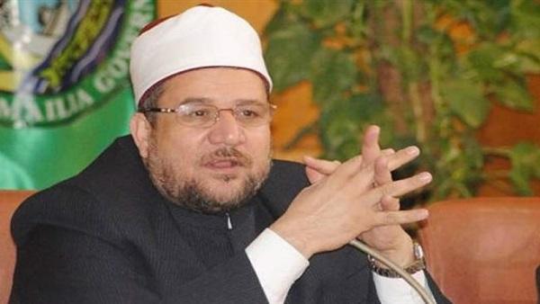وزير الأوقاف : تطاول عناصر الإخوان على الأزهر يكشف فقدهم لصوابهم