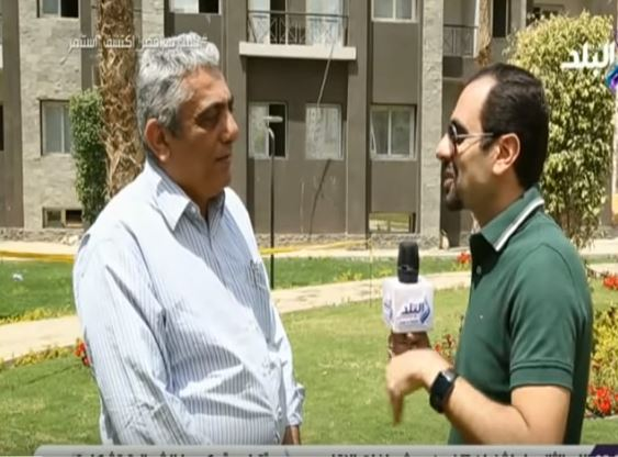 المقاولون العرب لصباح البلد : الانتهاء من العمارات السكنية بالعاصمة الاداريةنهاية الشهر