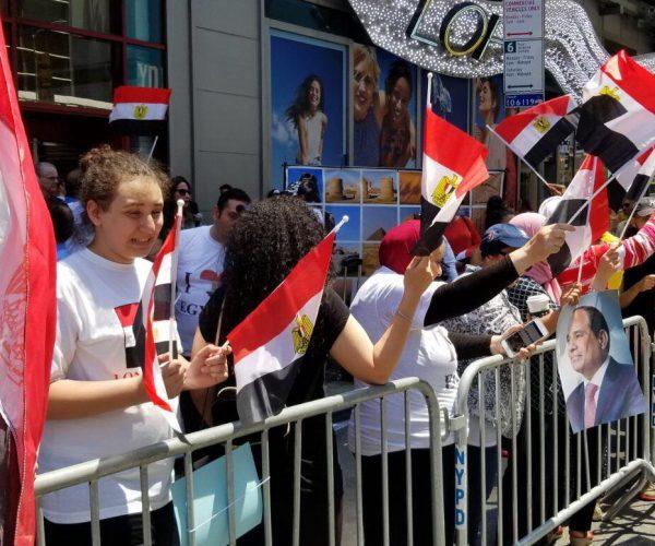 المصريون يحتفلون بذكري ثورة 30 يونيو