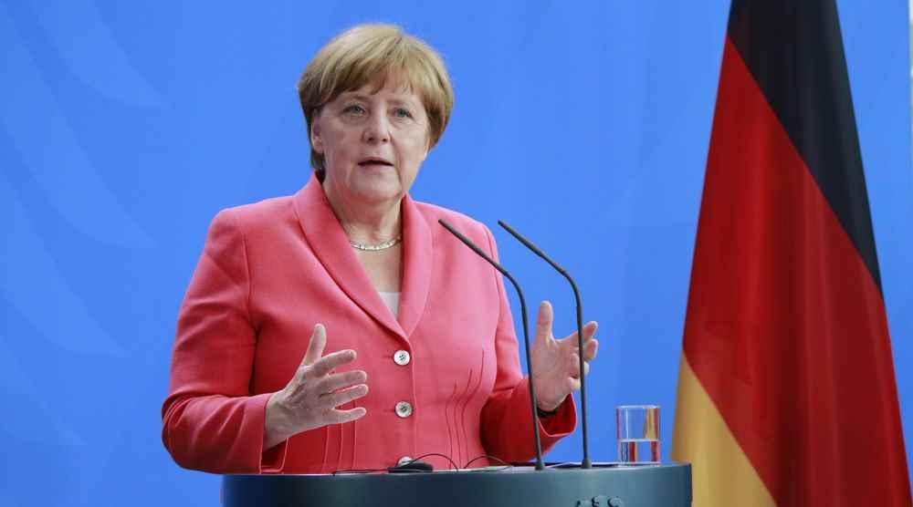 المستشارة الألمانية تهنئ جوكو ويدودو بإعادة انتخابه رئيسا لإندونيسيا
