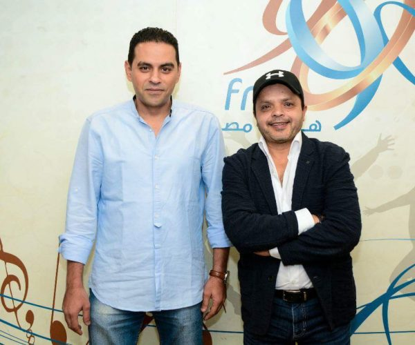 محمد هنيدي ينضم لأسرة الراديو 9090