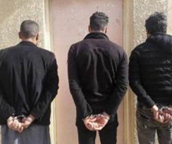 ضبط 3 أشخاص بحوزتهم تمثال مقلد بقصد النصب على المواطنين في 15 مايو