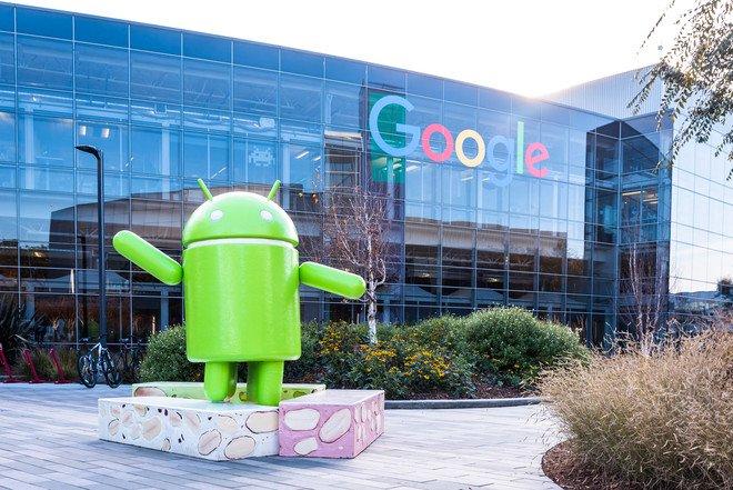 غرامة قياسية لـ جوجل بسبب أندرويد