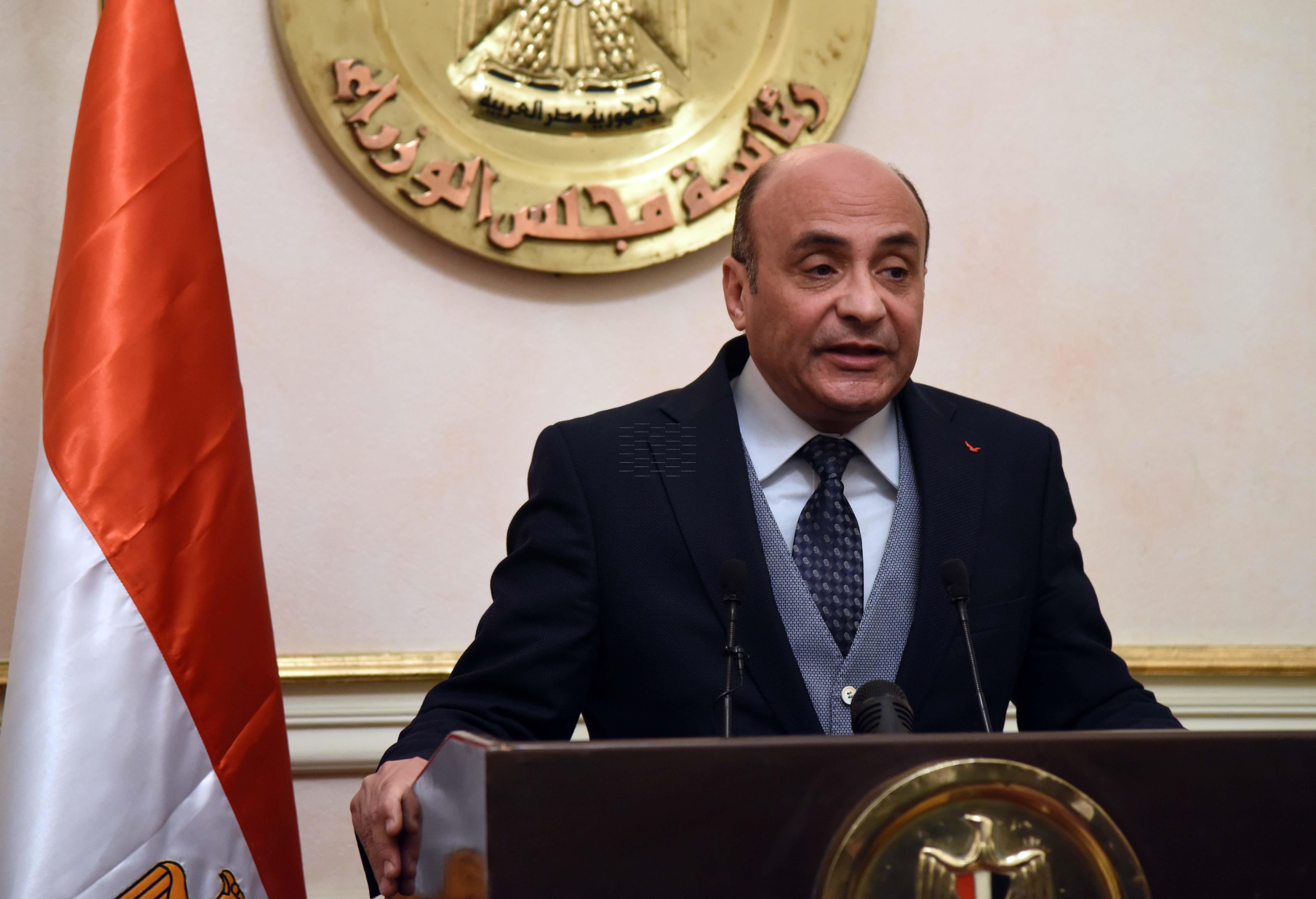 وزير شئون البرلمان : قرار من مجلس الوزراء بتسوية القضايا بين أجهزة الدولة وديا