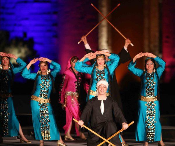فرقة رضا تمثل مصر فى مهرجان جرش بالاردن