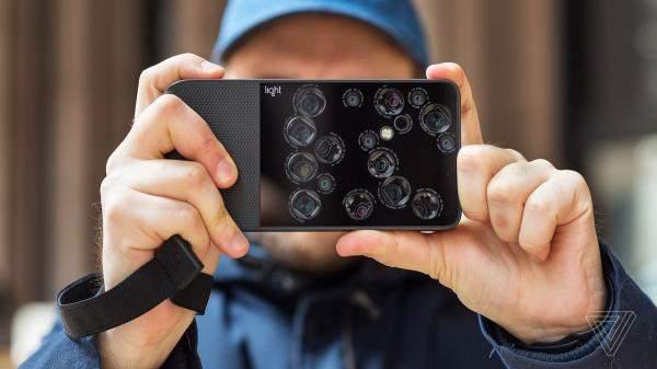 لعشاق التصوير 9 كاميرات في هاتف محمول واحد