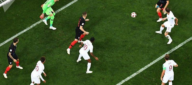 كرواتيا تصعد للدور النهائي بالمونديال بعد الفوز على انجلترا