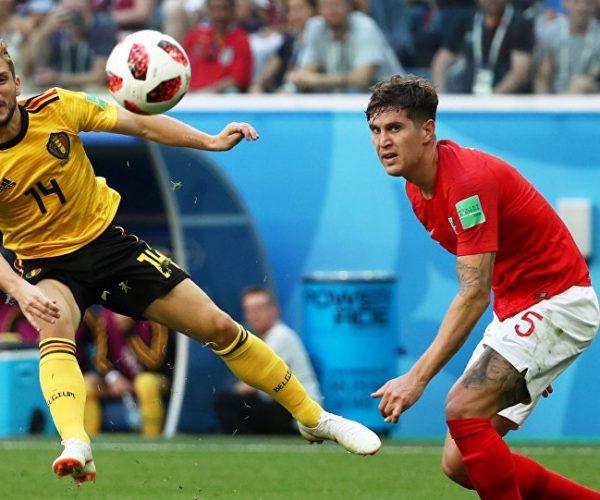 بلجيكا تحتل المركز الثالث بالمونديال بفوزها على انجلترا