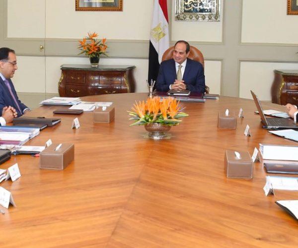 السيسى يوجه بافتتاح المتحف المصرى الكبير عام 2020