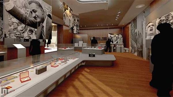 وزارة الثقافةتفتح متحف جمال عبد الناصر مجانا للجمهور احتفالا بثورة يوليو