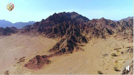 بالفيديو | سيناء فى قلب الوطن