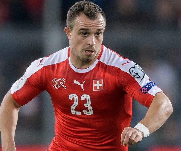 السويسري شيردان شاكيري الى ليفربول بعقد طويل الأمد