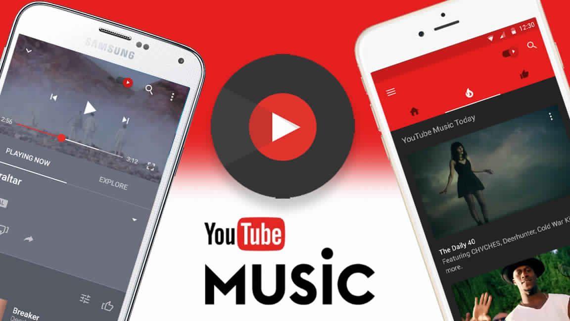 تطبيق Youtube Music يضيف مميزات جديدة