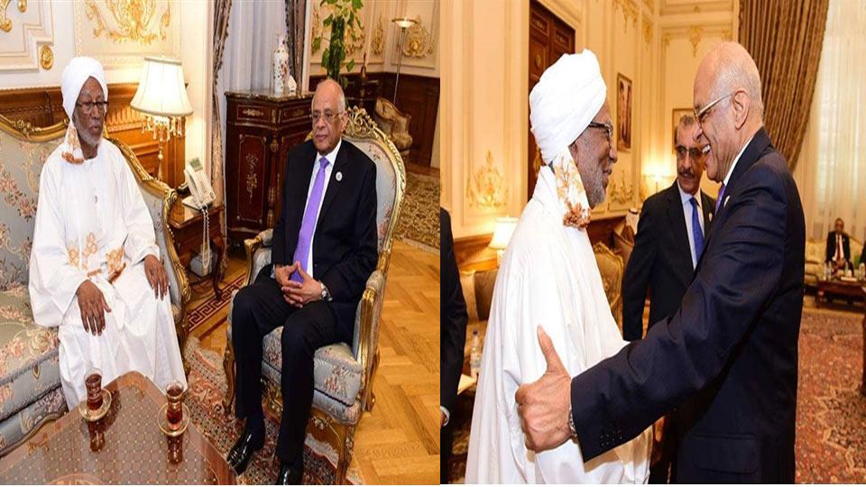 """مصر و السودان تتفقان على عقد الاجتماع التأسيسي لبرلمان """"وادي النيل"""""""