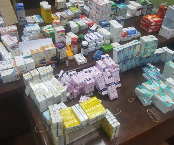 الصحة تضبط 15 ألف قرص دوائى مؤثر على الحالة النفسية بمصر الجديدة