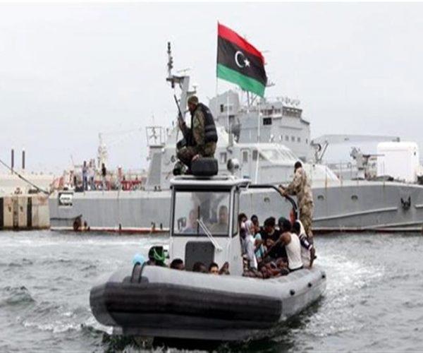إنقاذ 117 مهاجرا بالبحر المتوسط فى عمليتين منفصلتين قبالة سواحل ليبيا