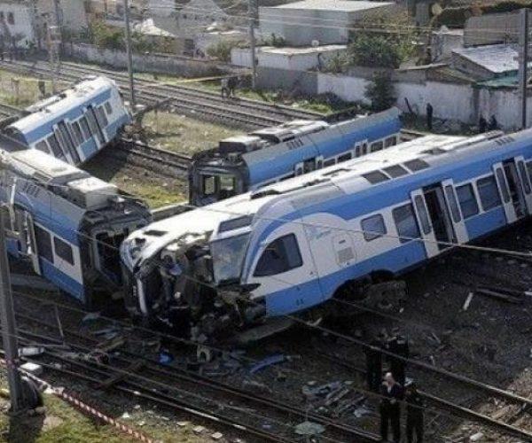 مصرع 10 و إصابة 73 إثر خروج قطار ركاب عن مساره شمال غرب تركيا