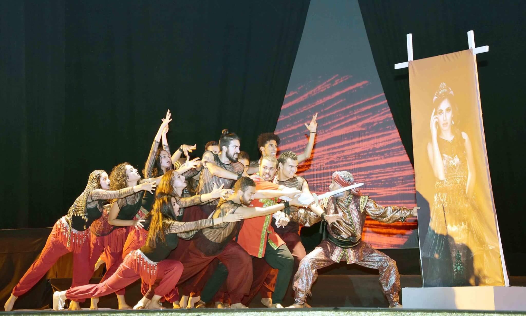 بالصور | وزيرة الثقافة تعلن انطلاق الدور ١١ للمسرح القومي