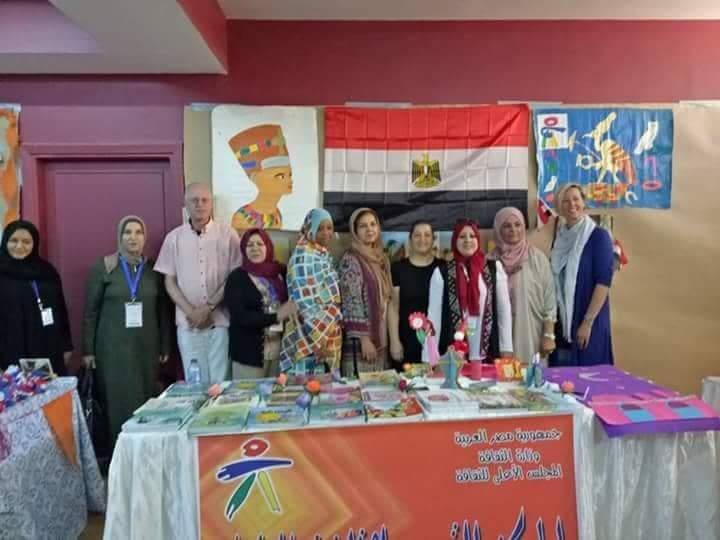 """""""القومي لثقافة الطفل"""" يمثل مصر بمؤتمر الشباب العرب بالأردن"""