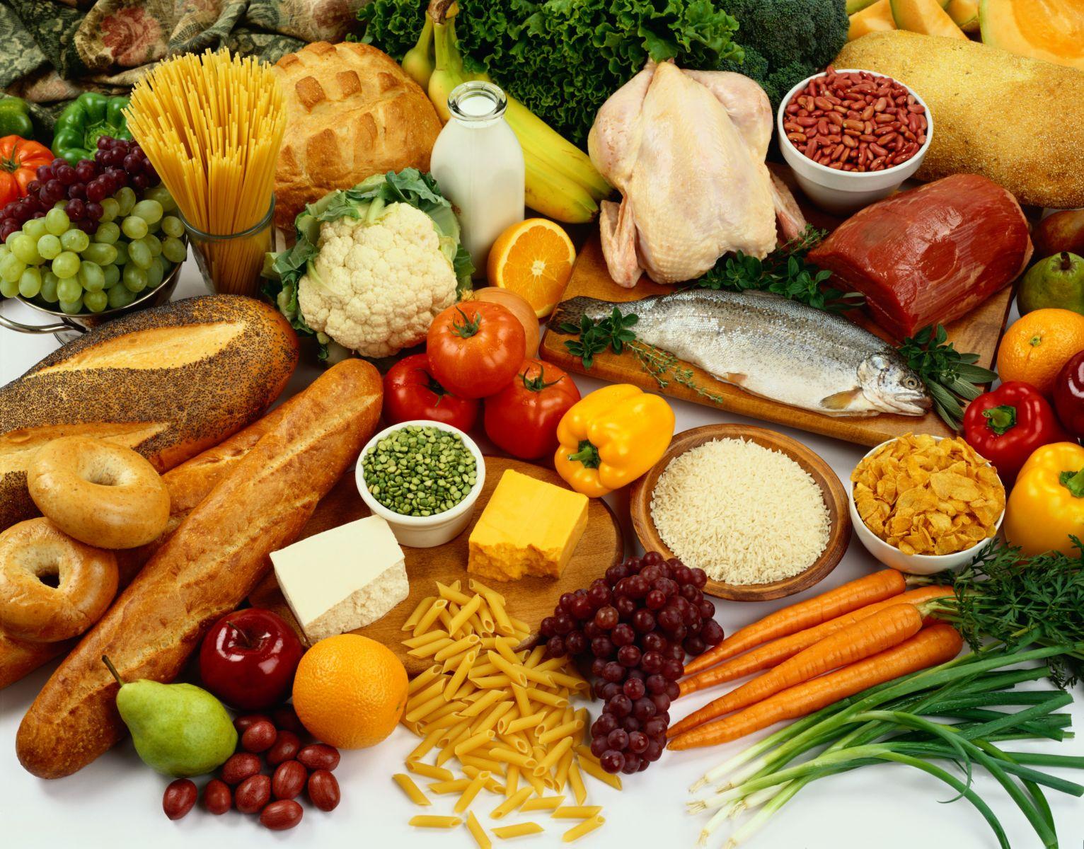إحمي عقلك بـ الأطعمة الملونة