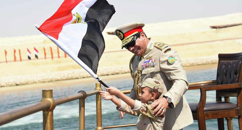 قناة السويس الجديدة هدية مصر الى العالم أجمع