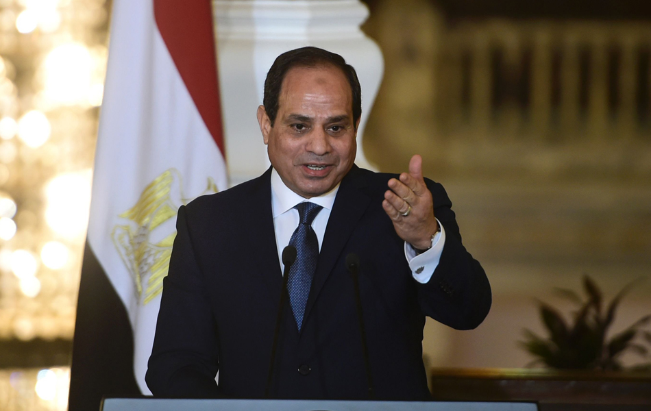 الرئيس السيسي : ماضون في تنفيذ رؤية استراتيجية شاملة وملحمة تنموية فريدة
