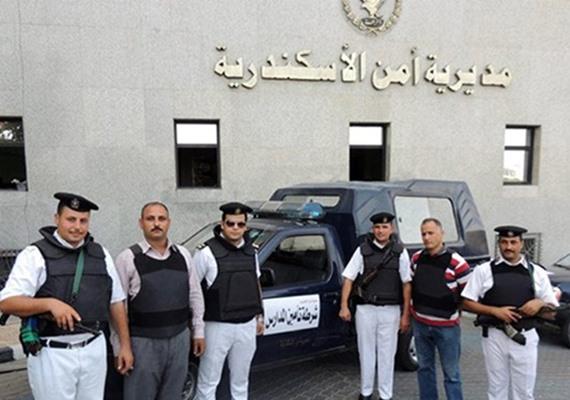 مديرية أمن الإسكندرية تشن حملة مكبرة على الأسواق